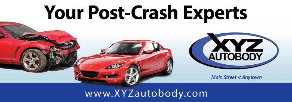 Post Crash Experts Billboard
