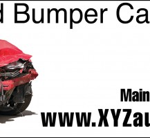 Bummber Cars billboard
