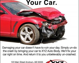 Uncrash Car